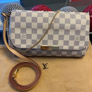 🔥LV AZUR FAVORITE MM🤍